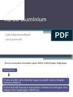 Korosi Aluminium