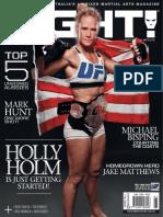 Fight Magazine Australia 2016-02-03