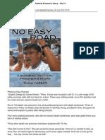 8862 No Easy Road a Burmese Political Prisoners Story Part 3