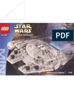 LEGO 4488 - Mini Millennium Falcon