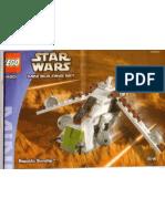 LEGO 4490 - Mini Republic Gunship