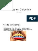 Muerte en Colombia