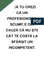 PROFESIONIST