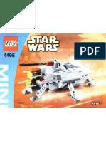 LEGO 4495 - Mini AT-TE