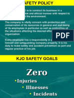 Safety Orientation Program - Kjo