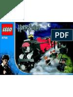 LEGO Set 4758 - Hogwarts Express
