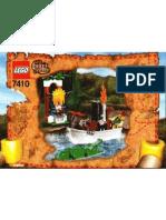 LEGO Set 7410 - Jungle River