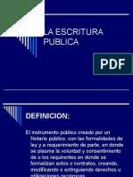 La Escritura Publica Con Impuesto (1)