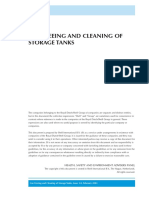 Gas Freeing and Cleaning of Storage Tanks (2003)