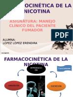 FARMACOCINETICA NICOTINA111