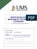 Student Logbook Ums