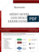 Lean Roadmap Line Design 2013