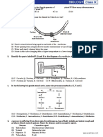 NSTSE Sample Paper Class 9