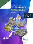 Panorama des communes nouvelles