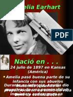 Amelia Earhart por Cristian