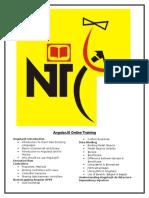 Online AngularJS  Training in India -Best Online Training Institute in India