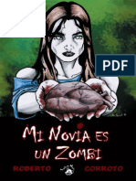 Mi Novia Es Un Zombi - Roberto Corroto Cuadrado