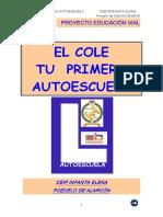 Proyecto Educacion Vial Impreso