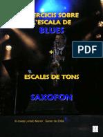 Exercicis Escala Blues Saxofon (Demo)