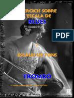 Exercicis Escala Blues Trombó (Demo)