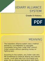 Docslide.us Subsidiary Alliance System