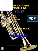 Exercicis Escala Blues Trompeta (Demo)