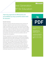 Next Generation ERP Improving Organizational Effectiveness