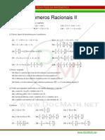 matematica numeros racionais