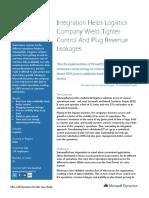 GatewayRail Case Study Logistics Trident