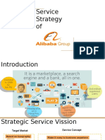 Supply Chain Model Of Alibaba And Globus