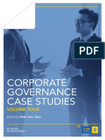 Corporate Governance Case Studies