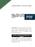 1.6 - INICIAL - JUSTIÇA COMUM - PESSOA JURÍDICA.doc