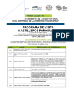 Programa de Visita a Astilleros_28!11!2016