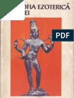 J.C. Chatterji - Filozofia Ezoterica a Indiei