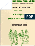 Associazione Turistica Pro Loco Uras - 3a Rassegna Folk e Tradizioni