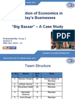 Big Bazaar Case Study 11.07.10