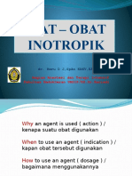 Obat-Obat inotropic