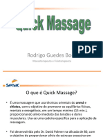 Quick Massage 2013 (1)