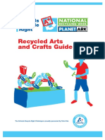 Recycled Arts and Crafts Guide