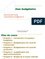 Gestion budgétaire 2