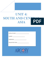 Central and South Asia PACKET
