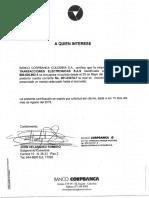 Certificación Cuenta Saphety (2)