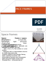 Lecture 5 Space Frame