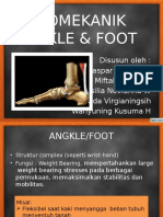 Ankle Foot