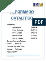 REFORMADO CATALITICO reallllllllllllllxD455