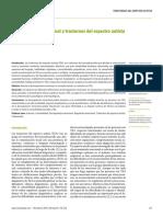 Desregulación emocional y trastornos del espectro autista