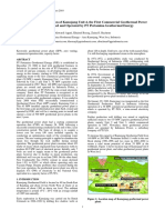 Construction and Operation of Kamojang Unit 4, the First Commercial Geothermal Power.pdf