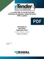 1394308827-Impressora de Etiquetas LB-1000 Manual 03 Manual Software Bartender