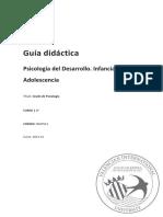 05GPSC GUIA Psicología del Desarrollo - Infancia y Adolescencia (1).pdf