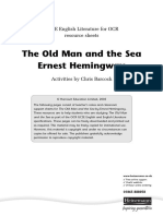 OldManSea OCR